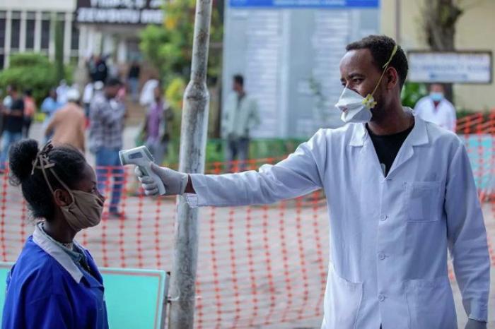 Afrikada 66 mindən çox insan koronavirusa yoluxub