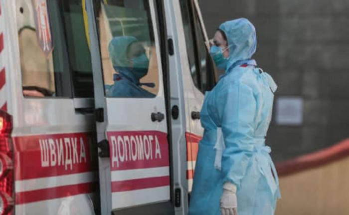 Ukraynada daha 416 nəfərdə koronavirus tapıldı