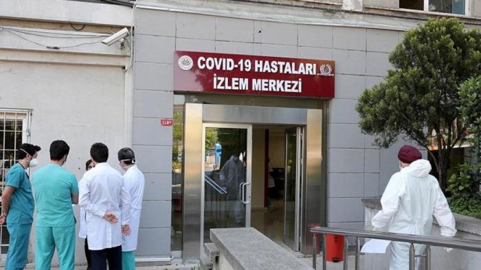 Türkiyədə koronavirusdan ölənlərin sayı 3786 oldu