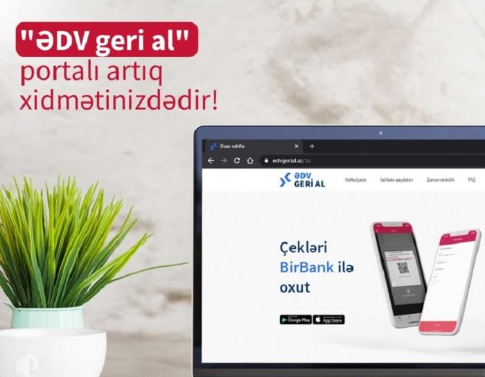 """""""Kapital Bank""""ın maliyyə partnyorluğu ilə Vergi Xidməti ƏDV-lərin bir hissəsini geri qaytaracaq"""