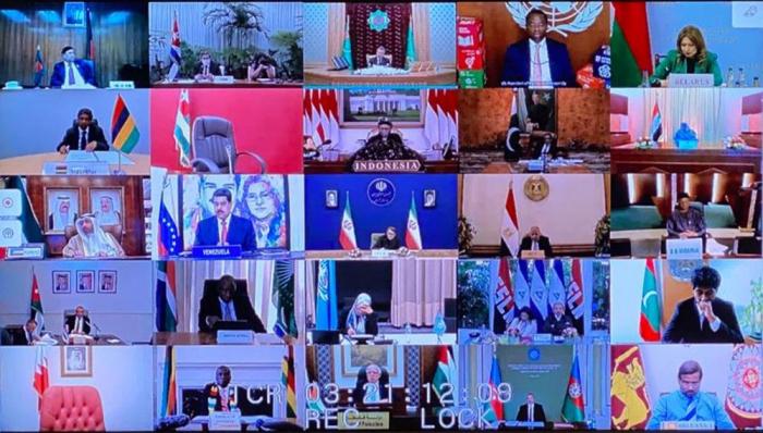 NAM members adopt joint declaration