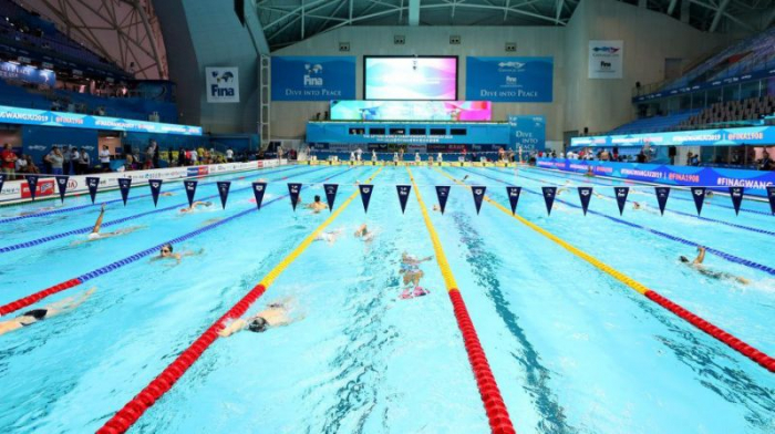 World Swimming Championships moved from 2021 to 2022
