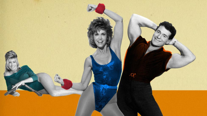 The evolution of  home fitness