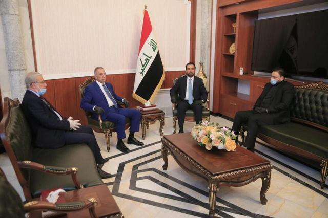 Iraq lawmakers approve government of Prime Minister-designateKadhimi