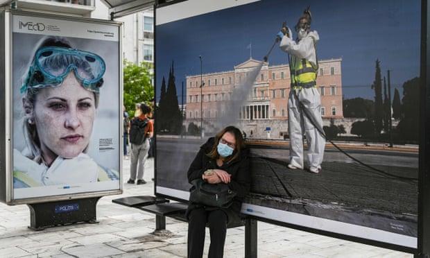 Coronavirus threatens future of eurozone, Brussels warns