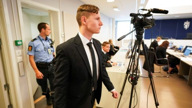 Norway mosque attack and murder trial begins in Oslo