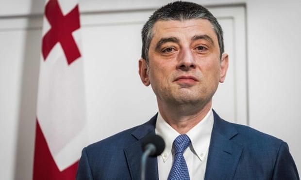 Georgiato lift lockdown in Tbilisi