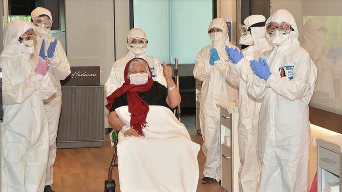Turkey records decline in virus death toll, ICU patients