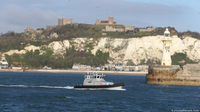 British coastguards rescue more than 120 migrants in Channel