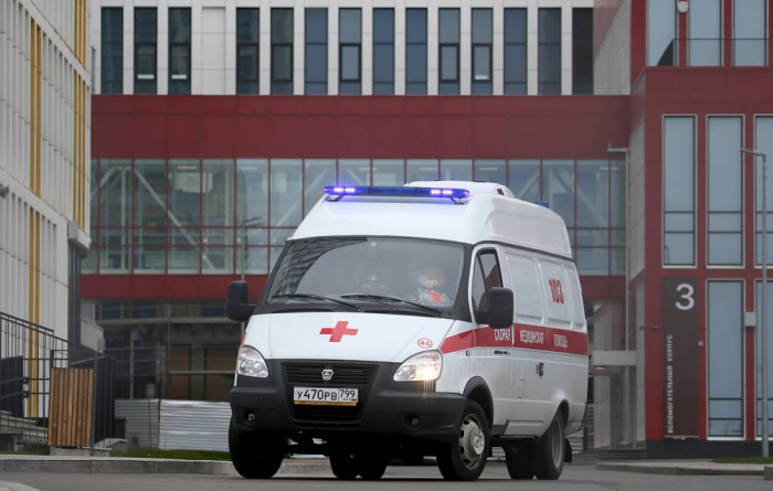 Russia moves up to second place in COVID-19 cases
