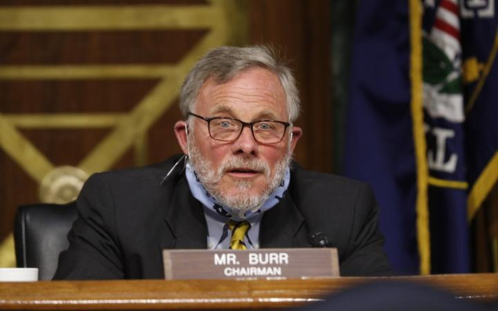 US Senate intelligence chief steps down for FBI probe