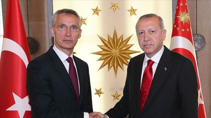 Turkish president, NATO chief discuss pandemic on phone