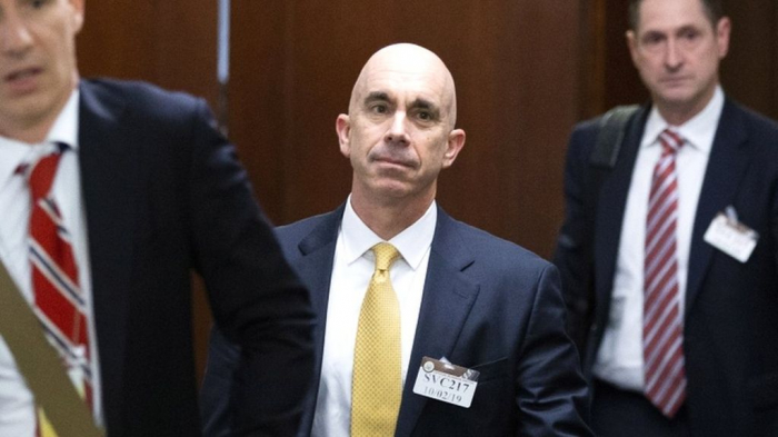 Steve Linick: Trump fires state department inspector general
