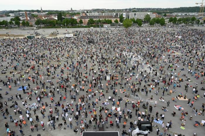 Mehrere tausend Menschen bei Kundgebungen gegen Corona-Maßnahmen