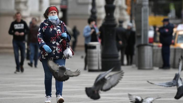 Rusia detecta 9.263 nuevos casos de coronavirus y el total se acerca a los 300.000