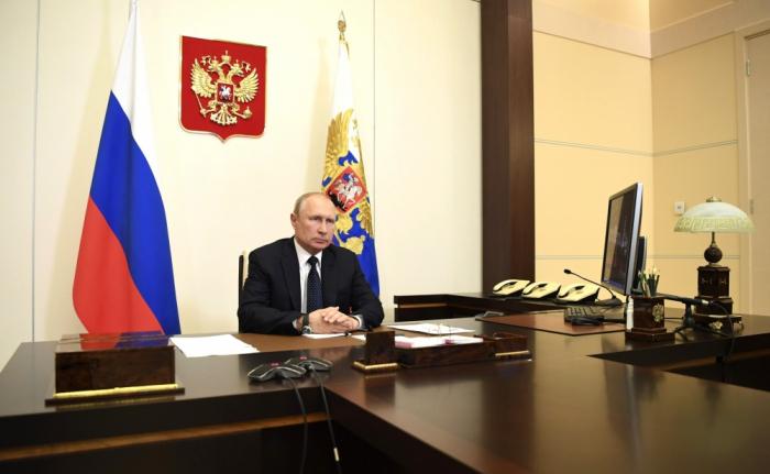 Putin Azərbaycanla sərhəddəki vəziyyətlə bağlı tapşırıq verdi