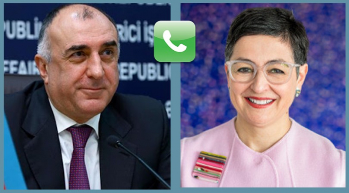 MFA heads of Azerbaijan and Laos exchange letters