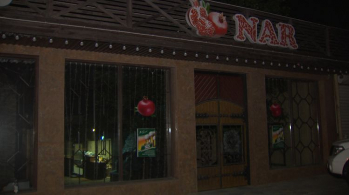 Saat 18-dən sonra gizli işləyən restoran aşkarlandı - FOTOLAR