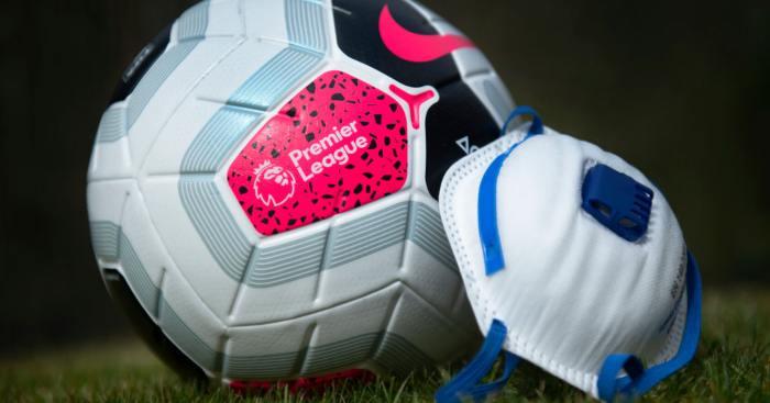 Premier League: Six positive coronavirus tests across three clubs