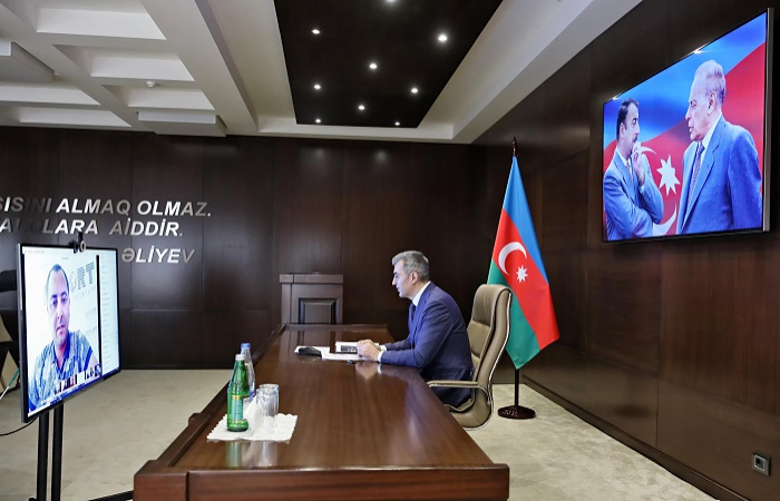 Migrants in Azerbaijan appeal to get financial help: State Service