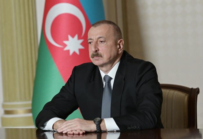 """İlham Əliyev: """"Bütün işlər ədalətli görülməlidir"""""""