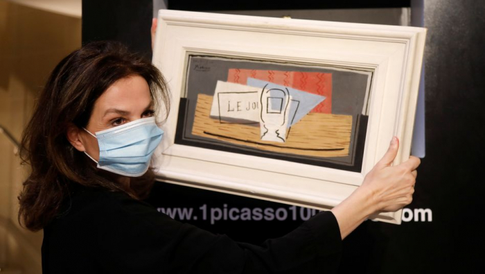 Italienerin gewinnt Picasso-Gemälde