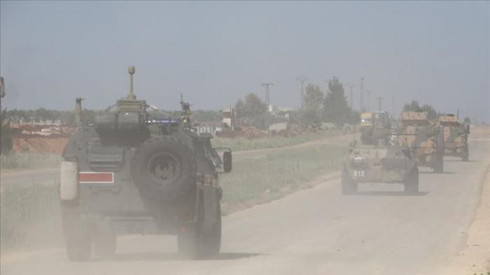 Turquía y Rusia realizan duodécima patrulla conjunta en Idlib, Siria