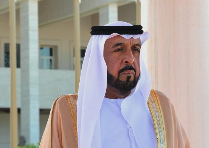 """Presidente de los EAU:   """"Le deseo prosperidad y progreso al pueblo de Azerbaiyán"""""""