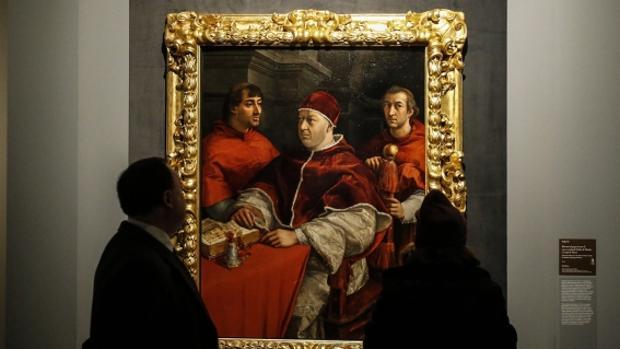 La gran exposición de Rafael en Roma reabrirá del 2 de junio al 30 de agosto
