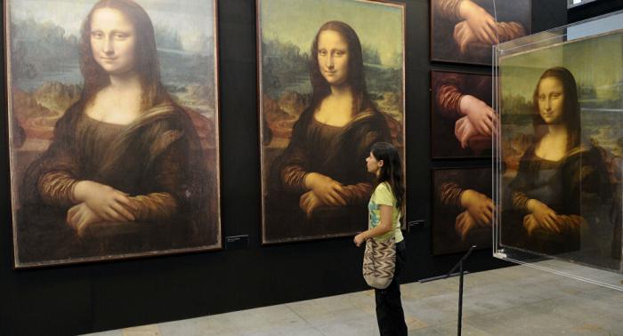 Mona Lisa verkaufen:     Geschäftsmann mit bizarrem Vorschlag zur Wirtschaftsbelebung