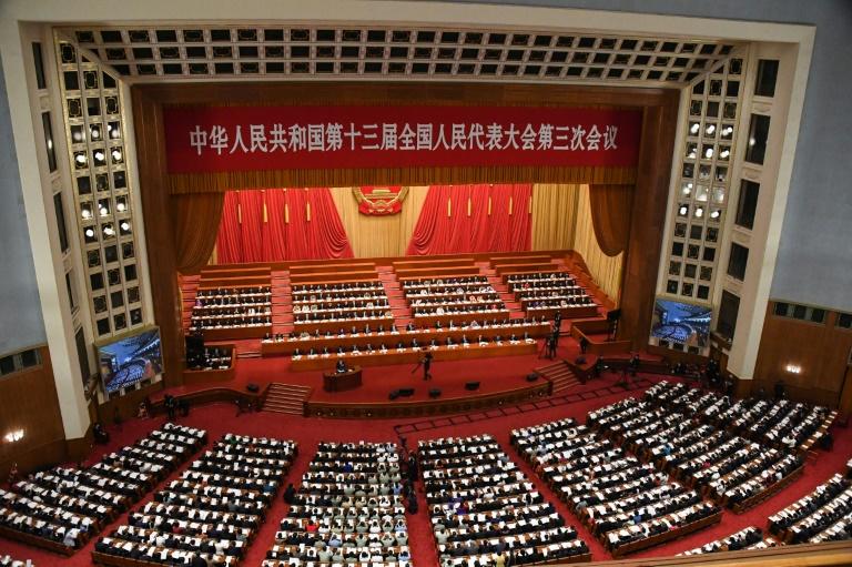 Peking gibt bei Volkskongress wegen Corona-Krise erstmals kein Wachstumsziel aus
