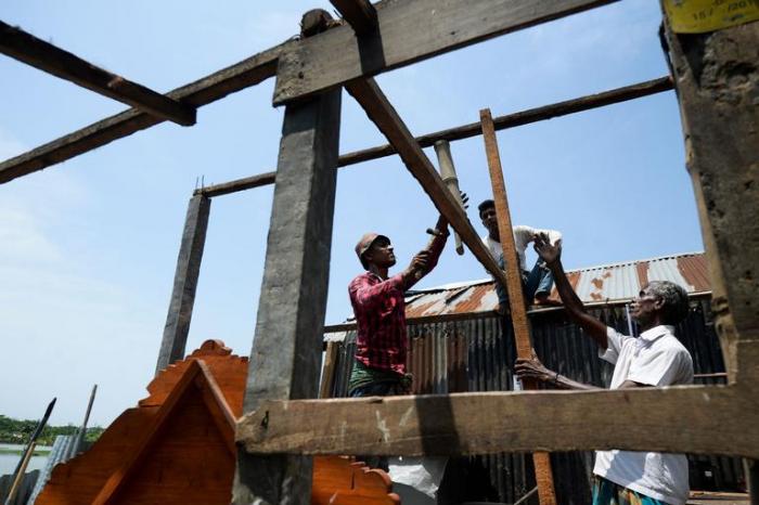 Le bilan du cyclone Amphan dépasse les 100 morts en Inde et au Bangladesh