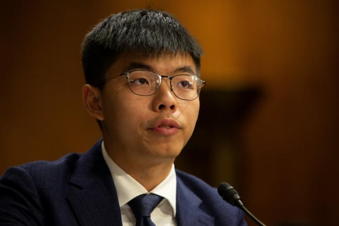 Demokratie-Aktivist Wong bittet Merkel um Solidarität mit Hongkong