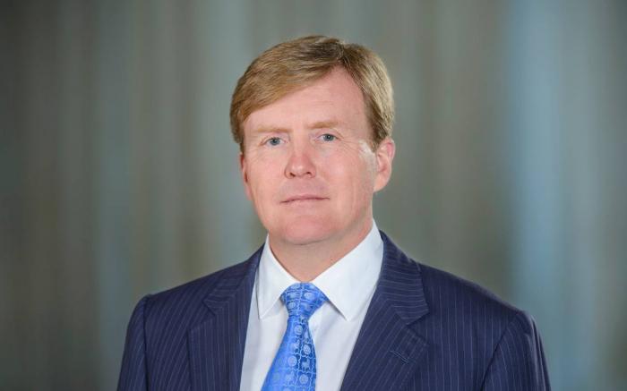 Le Roi Willem-Alexander des Pays-Bas a félicité Ilham Aliyev