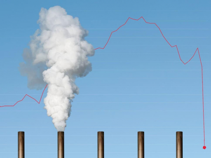 Global CO2 emissions fell to lowest levels in 14 years during lockdown