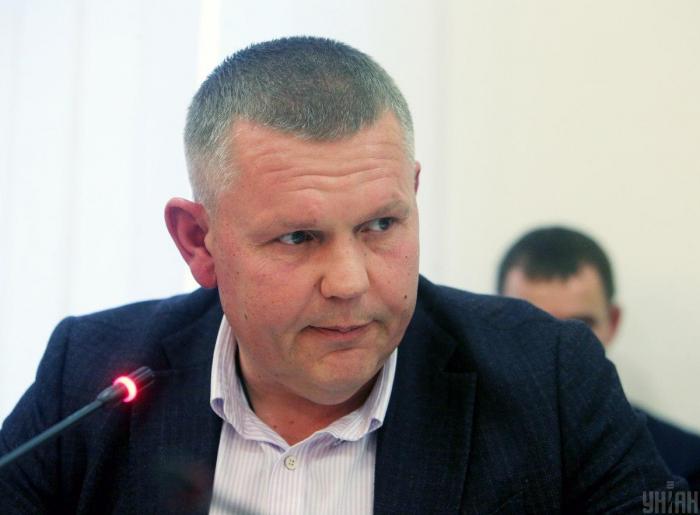 Ukraynada deputat ofisində ölü tapıldı