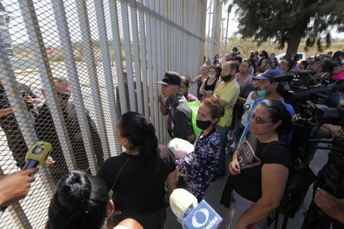 Rixe dans une prison au Mexique:   huit morts