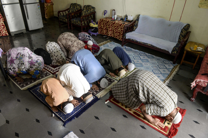 This year, the Eid al-Fitr festivities will be muted