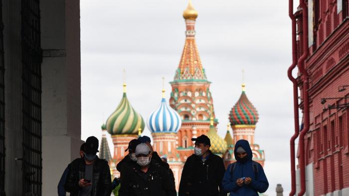 Rusia detecta 9.434 nuevos casos de coronavirus y el total se acerca a los 336.000