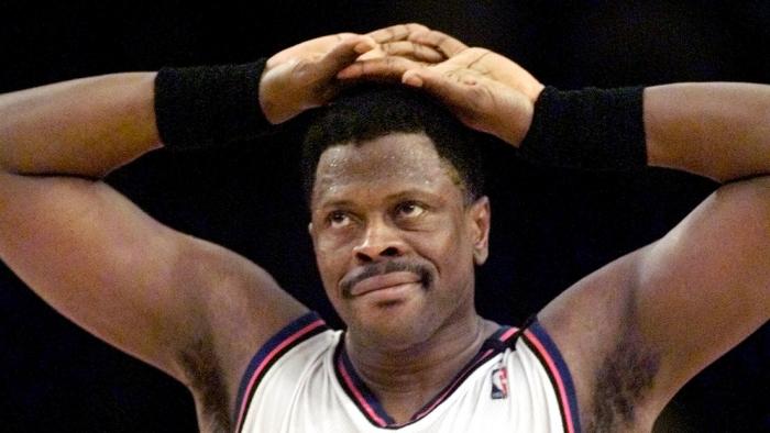 La leyenda de la NBA Patrick Ewing da positivo por coronavirus y es hospitalizado en EEUU