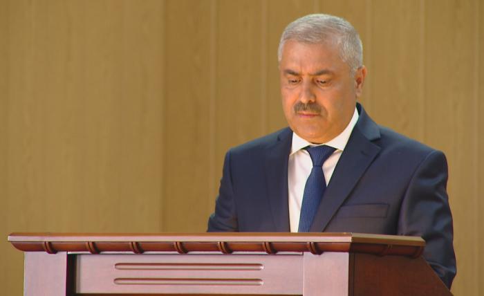 Sabouhi Mammadov nommé Premier ministre de la République autonome du Nakhitchevan