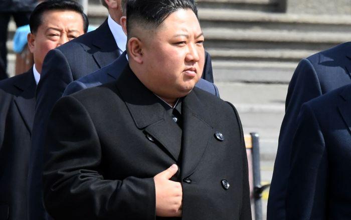 Medien wollen Kims Aufenthaltsort entdeckt haben