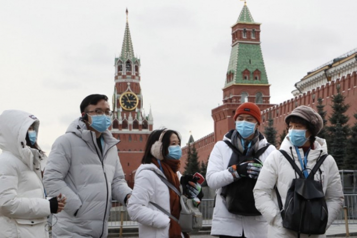 Russia reports 153 coronavirus deaths, highest daily toll yet