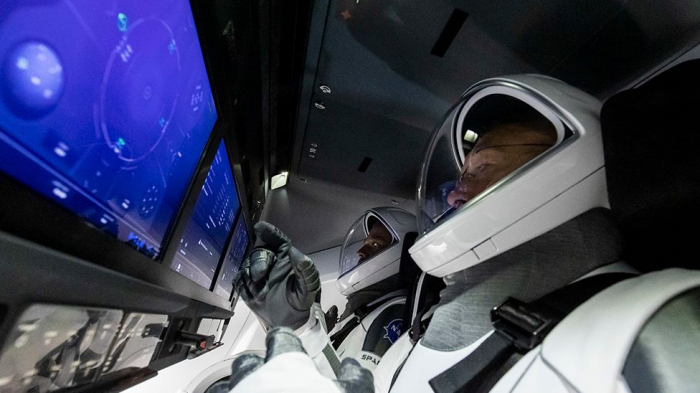 Nasa SpaceX launch: Astronauts complete rehearsal for historic mission