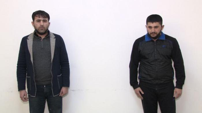 Onlayn narkotik satmaq istəyən qardaşlar tutuldu -    FOTO