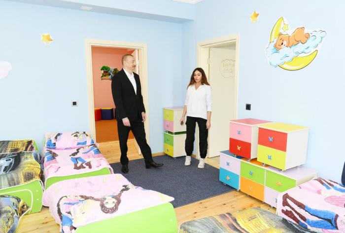Şamaxıda uşaq bağçalarının açılışı olub -  FOTOLAR (YENİLƏNİB)
