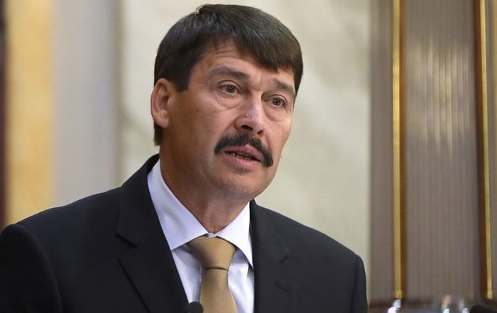 Président hongrois:   «l