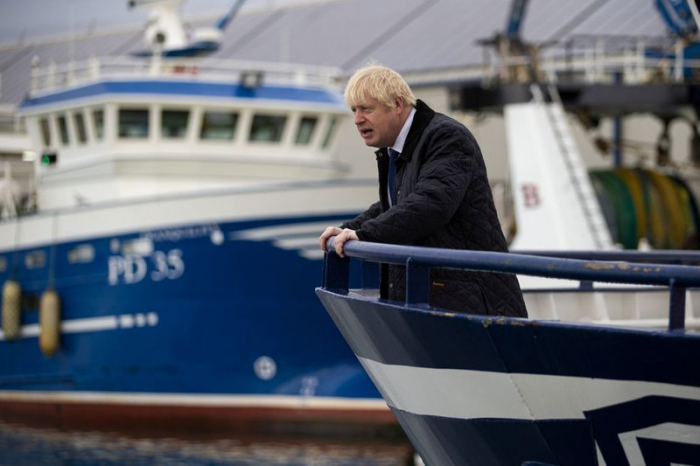 EU ready to ease fisheries demands in Brexit talks: sources