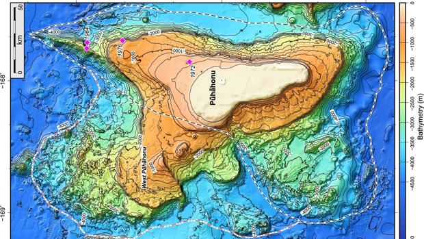 Descubren cuál es el volcán más gigantesco de la Tierra