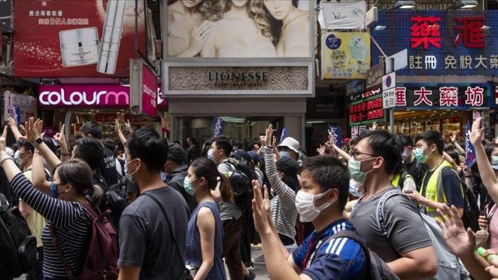 """Trump está """"disgustado"""" con las acciones de China contra Hong Kong"""